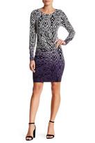 Tart Whitney Long Sleeve Bodycon Dress