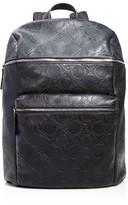 Salvatore Ferragamo Vegan Leather Gancio Four Backpack
