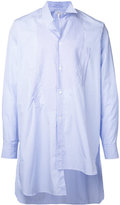 Loewe asymmetric shirt - men - Cotton - M