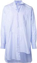 Loewe asymmetric shirt - men - Cotton - S