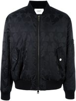 Ports 1961 star bomber jacket - men - Nylon/Cupro - 46