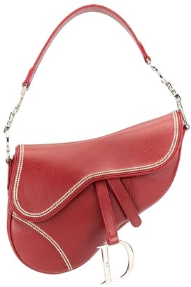 Christian Dior pre-owned Saddle shoulder bag