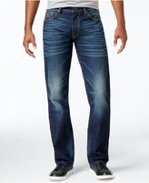 GUESS Men's Regular-Fit Straight-Leg Jeans
