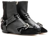 Isabel Marant Reidya leather ankle boots