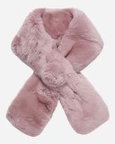 N.Peal Fur Neck Warmer