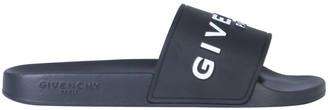 Givenchy Contrast Logo Slides