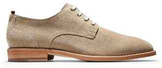 Cole Haan FeatherCraft Suede Oxfords