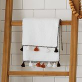 Multicolored Tassel Towel