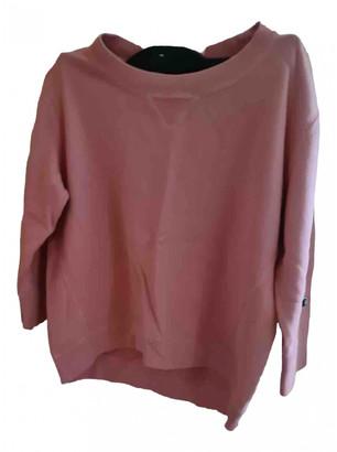 Champion Pink Cotton Knitwear