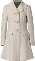 RED Valentino Wool-Cotton Coat