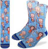 Good Luck Sock Men's Greatest Scientists Crew Socks