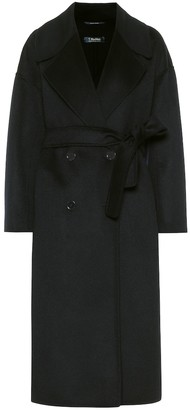 S Max Mara Simone wool and cashmere coat