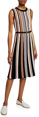 e178e0963bd Tory Burch Sleeveless A Line Dresses - ShopStyle