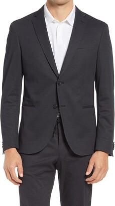 HUGO BOSS Slim Fit Soft Cotton Blend Sport Coat