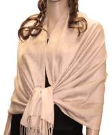 NYFASHION101 Fabulous Large Soft Paisley Scarf Shawl Wrap (Royal Blue )