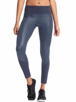Gap GapFit Blackout Technology gFast shine-front high rise leggings