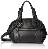 French Connection Women's Jett Leather Mini Satchel