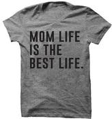Ily Couture Mom Life is The Best Life Tee