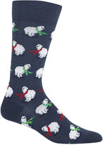 Hot Sox Men's Polar Bear Socks