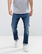 Esprit Slim Fit Jeans in Dark Wash