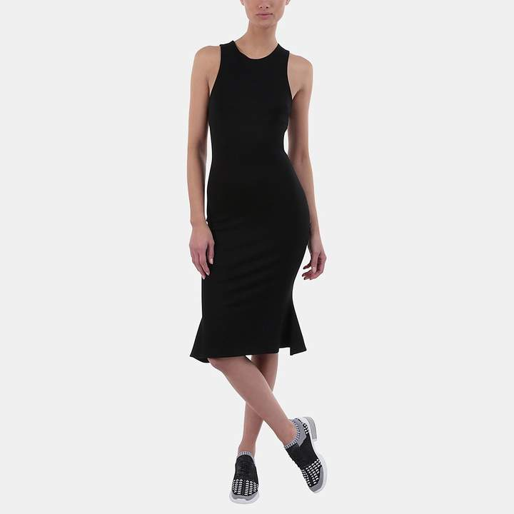 L'Agence Annalisa Fit and Flare Dress