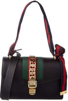 Gucci Small Sylvie Leather Satchel