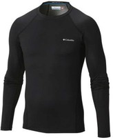 Columbia Men's Midweight Stretch Baselayer Long Sleeve Top