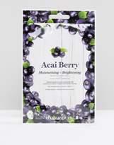 Beauty Extras Vitamasque Acai Berry Moisturizing & Brightening Sheet Mask