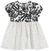 Ikks Two-material dress