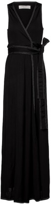 Golden Goose Cleopatra belted maxi dress