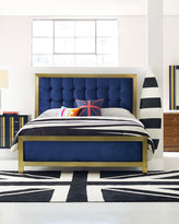 Cynthia Rowley for Hooker Furniture Balthazar Tufted California King Bed