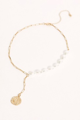 Free People Better Half Of Me Necklace