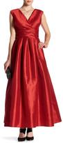 Marina Taffeta Ball Gown