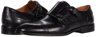 Bruno Magli Anzio (Black Calf) Men's Shoes