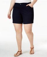 Lee Platinum Plus Size Essential Chino Twill Shorts