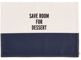 Kate Spade Food for Thought Save Room for Dessert Placemat