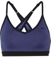 Nike Pro Indy Stretch-jersey Sports Bra