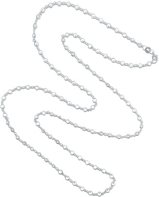 Swarovski White SM Long Necklace