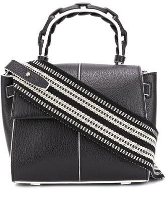 Elena Ghisellini Angel XS Grainy mini bag