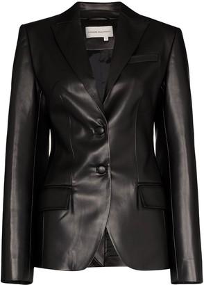 ALEKSANDRE AKHALKATSISHVILI Tailored Single-Breasted Blazer