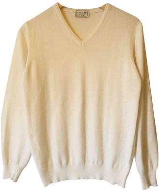 Non Signã© / Unsigned White Cashmere Knitwear