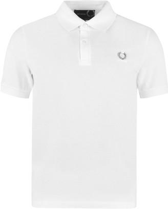 Fred Perry Cotton-pique Polo Shirt