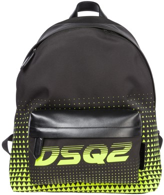 DSQUARED2 Logo Print Backpack