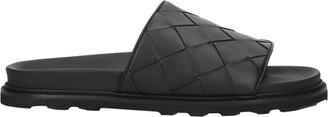Bottega Veneta Sandals in Intrecciato calf leather