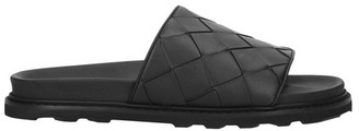 Bottega Veneta Sandals in Intrecciato calf leather