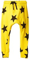 Nununu Star Baggy Pants (Infant/Toddler/Little Kids) (Lava Yellow) Boy's Casual Pants