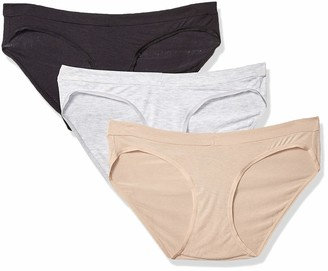 Playtex Women's Maternity V-Front Hipster Panties 3-Pack