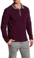 Fila Encore Quarter Zip Fleece Pullover