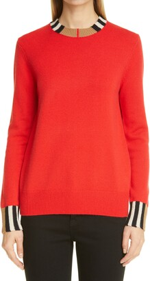 Burberry Eyre Cashmere Sweater
