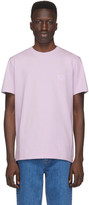 A.P.C. Purple Raymond T-Shirt